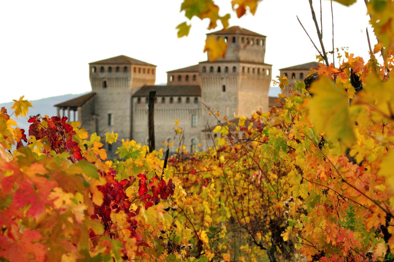 Alt Torrechiara castle